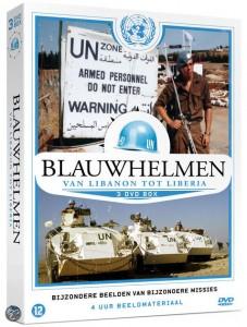 dvd blauwhelmen
