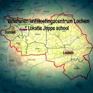 Lochem kaart